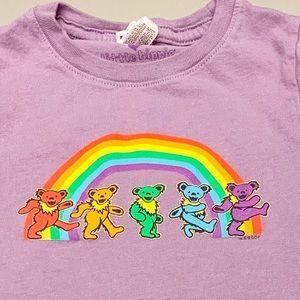 Other - Grateful Dead | Purple Rainbow T-shirt | Girl's XS